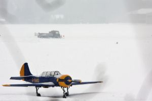 Warsaw 148 Winter Airport by remigiuszScout