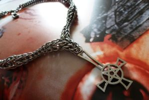 Devil's Blood by S-Chainmaille