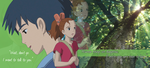 Arrietty Wallpaper by DOMOodo