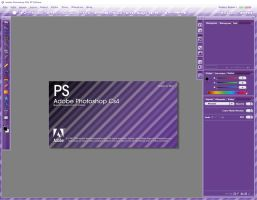 PS CS4 Edition FT - Purple by Ztitus