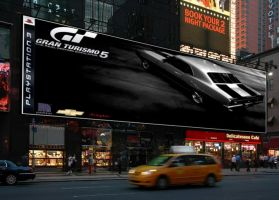 GT5 Billboard by Dave79