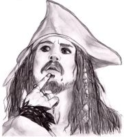 Jack Sparrow - 2 by Down-Incognito
