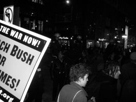 March Against the Iraq War 49 by Artificient
