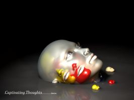 Captivating Thoughts by BlueCato