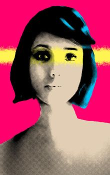 Abstracted Pop Art by ArtursOFC