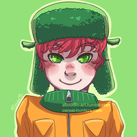 South Park - Kyle Broflovski by AT-Studio