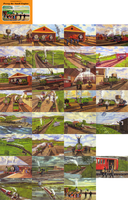 11. Percy the Small Engine (1956) by ChipmunkRaccoon2