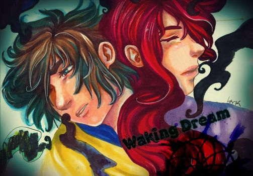 DCM Chapter 2 Cover - Waking Dream by DCMasquerade