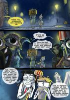 Zomfree blog: The first caroling - Pg. 2 by dragon-flies