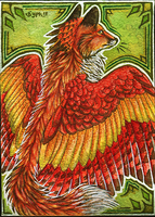 ACEO: Redwall151 by Syphellium