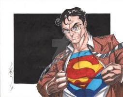 Man of Steel by Hodges-Art