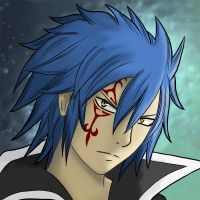 Jellal by ArchillDraws