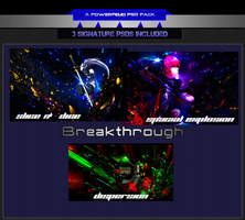 PSD Pack - Breakthrough by PowerFeud