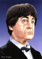 The Second Doctor by Arrowfire