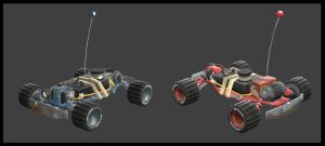 Team Fotress 2 - Remote Control Sapper 3D Model by DMGaina
