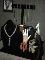 My jewelry display front by xMeisianx