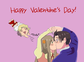 Happy Valentine's Day 2014 by theneopetmaster