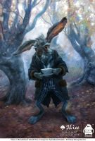 Alice - March Hare by michaelkutsche