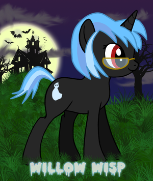 MLP - Willow Wisp