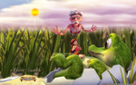 THE PIRATE FAIRY: CROC SHOCK by CSuk-1T