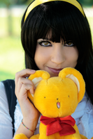 CardCaptor Tomoyo by Lexine90