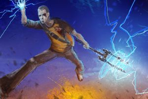 InFamous 2 by gagatun