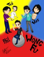 WONG FU Productions by AzNBoya