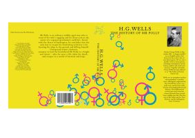 HG Wells Mr Polly by Ulla-Andy