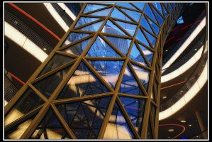 MyZeil IV by Riot23