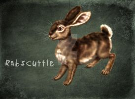 Rabscuttle by SapphireGamgee