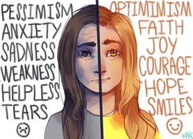Optimism vs. pessimism by Lt-Frogg