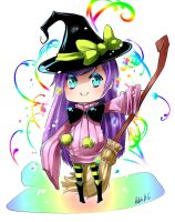 Little Witch by Pablo-B