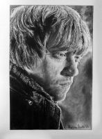 Ron Weasley by emorganb94