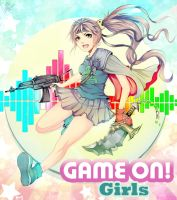 Girl Gamers: Game On! by SaraSama90