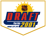 2001 NHL Draft by FJOJR