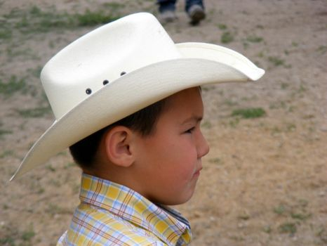 young cowboy by LilDusty