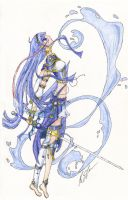 Water God by selain