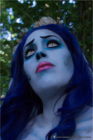 Corpse Bride cosplay. by Nanatanebramorte