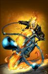 Ghost Rider by MarcBourcier