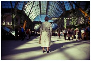 grand palais by oye