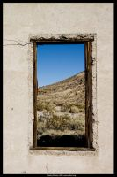 Ruins of an old jail by timlori