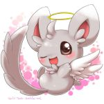 Minccino: My Little Angel by lunasnightmare