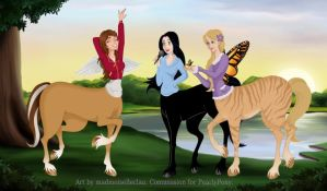 My Little Centaurs by PearlyPony
