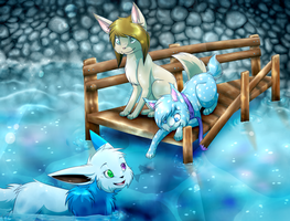 Tell me about the life under the surface by EmijuTheFinnArtist