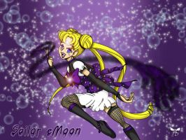 Sailor eMoon by DChristine