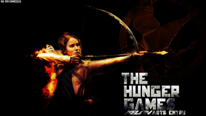 Hunger Games MelonArts Entry by lorenjr
