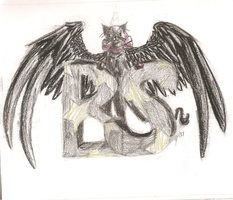 B.S. Winged Lion Thingy by Kalyn-Palak
