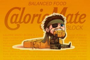 MGS - the way to a man's heart by FerioWind