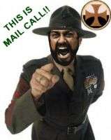 THIS IS MAIL CALL by ExecutorCid