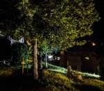 Montvalent Old Cemetery at Night 07 by HermitCrabStock